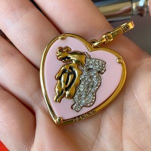 Juicy Couture GEMINI Horoscope Zodiac charm